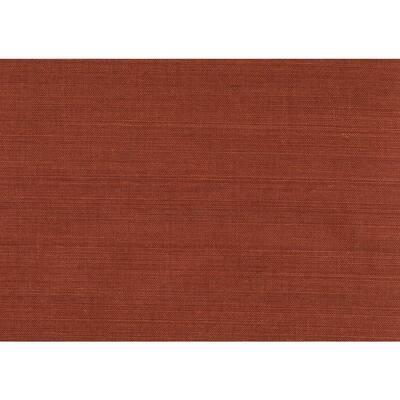Kokoro Red Grasscloth Red Wallpaper Sample