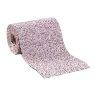 """4-1/2 in. Premium Plus Stearated Aluminum Oxide 120 Grit PSA """"Sticky-back"""" Rolls, 10-Yds."""