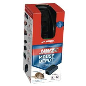 Jawz Mouse Depot Covered Mouse Trap