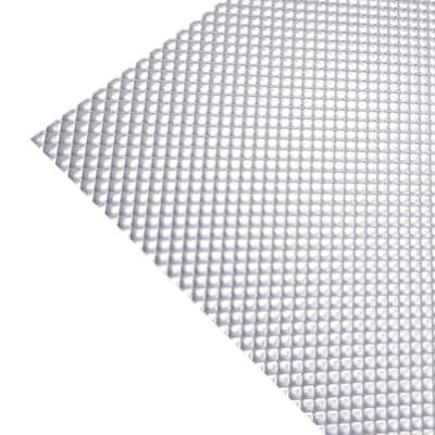 2 ft. x 4 ft. Acrylic Premium KSH-Frost Prismatic Lighting Panel (5-Pack)