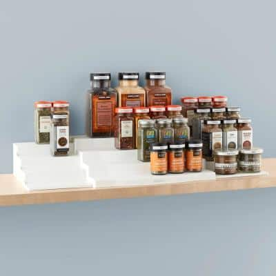 ShelfSteps Expandable 3-Piece Organizer