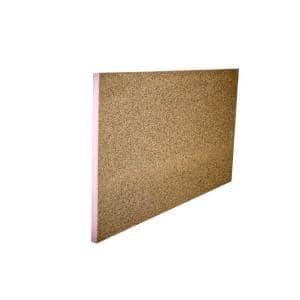 FP Ultra Lite 2 in. x 2 ft. x 4 ft. Natural Tan Foundation Panel
