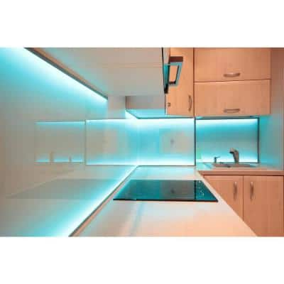 16 ft. Smart RGB and Tunable White Hubspace Smart Tape Light