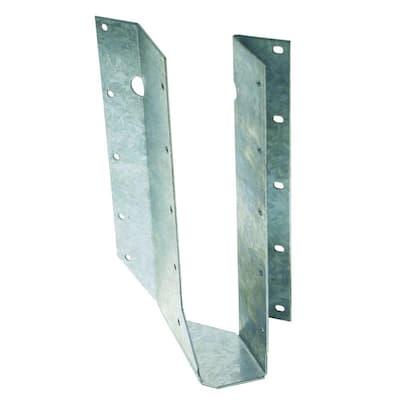 SUR Galvanized Joist Hanger for 2x10 Nominal Lumber, Skewed Right
