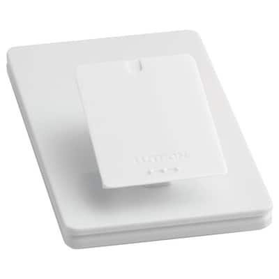 Caseta Wireless Pedestal for Pico Remote, White