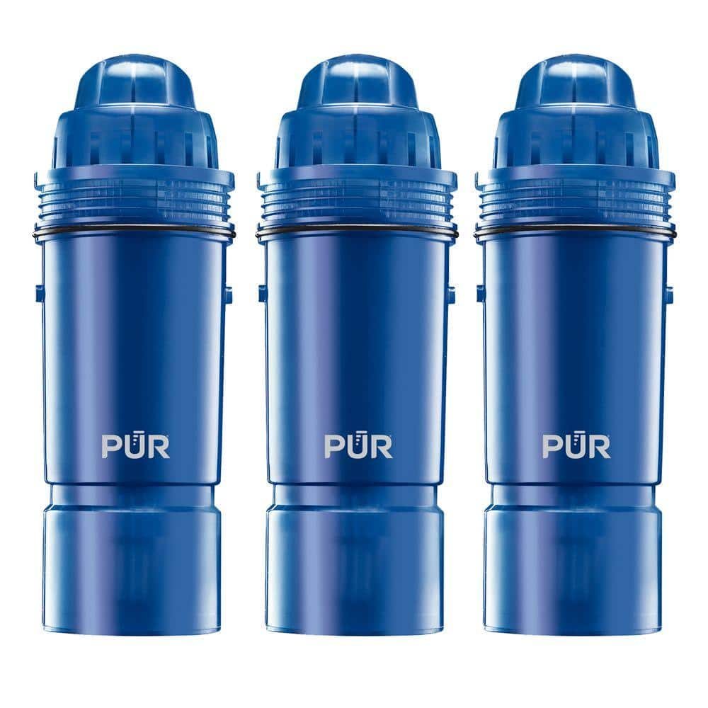 3-Pack - Model CRF-950Z SEALED PUR Water Pitcher Replacement Filters NEW