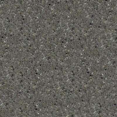 4 in. x 4 in. Natural Quartz Vanity Top Sample in Obsidian