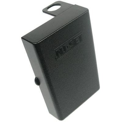 Weatherproof Jacket for Key Storage Lockbox in Black