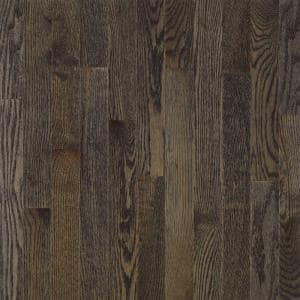 American Originals Coastal Gray Oak 3/4 in. T x 2-1/4 in. W x Varying Solid Hardwood Flooring (20 sq. ft. /case)