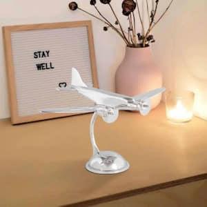 Percy in Silver Desk Model