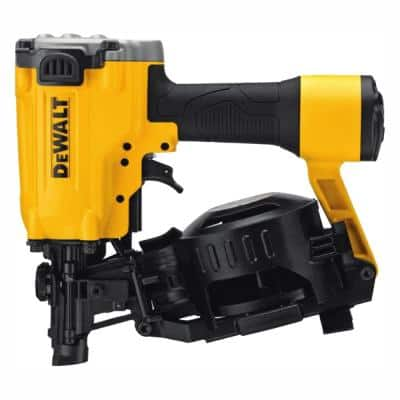 Pneumatic 15° Coil Roofing Nailer