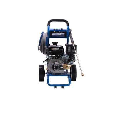Dirt Laser 4400 PSI 4.0 GPM Cold Water Gas Pressure Washer with Kohler CH440 Engine