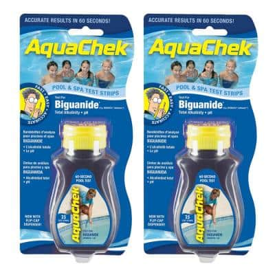 Pool Test Kits Strips Pool Chemicals The Home Depot