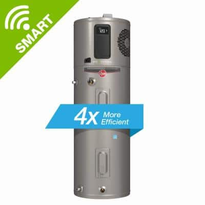 Performance Platinum 40 Gal. 10-Year Hybrid High Efficiency Smart Tank Electric Water Heater
