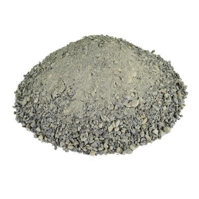 0.5 cu. ft. Graphite Gray Landscape Decomposed Granite 20 lbs. Rock Fines Ground Cover for Gardening and Pathways