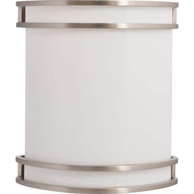 Brushed Nickel Indoor LED Flush Mount