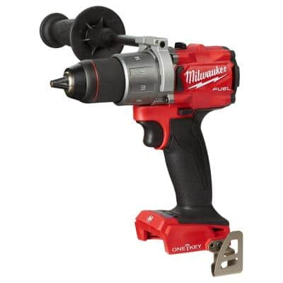 M18 FUEL ONE-KEY 18-Volt Lithium-Ion Brushless Cordless 1/2 in. Drill Driver (Tool-Only)