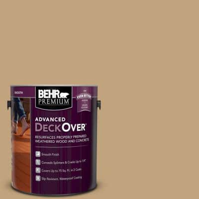 1 gal. #SC-145 Desert Sand Smooth Solid Color Exterior Wood and Concrete Coating
