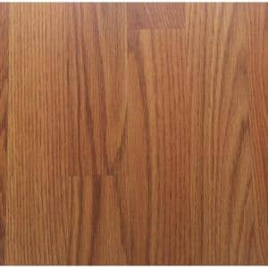 Oak 12 mm Thick x 8.03 in. Wide x 47.64 in. Length Laminate Flooring (15.94 sq. ft. / case)