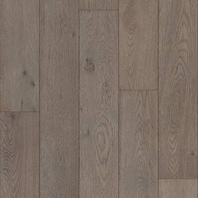 Oak Parker 1/4 in. T x 5 in. W x Varying Length Waterproof Engineered Hardwood Flooring (16.68 sq.ft)