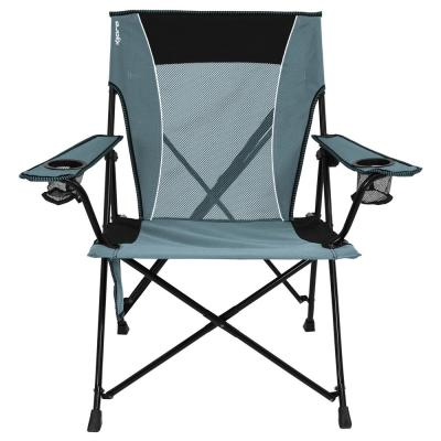 Hallett Peak Gray Dual Lock Chair