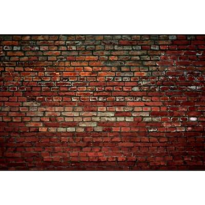 Farmhouse Brick Wall Farm and Country Wall Mural