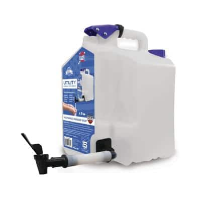 5 Gal. Utility SureCan with Spigot