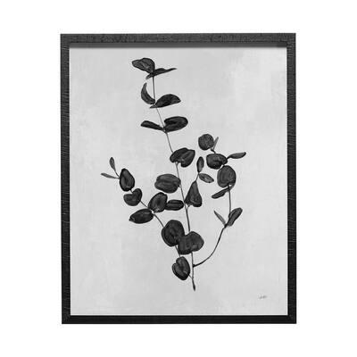 Botanical Study II Framed Art Botanical Print (25.5 in. x 31.5 in.)