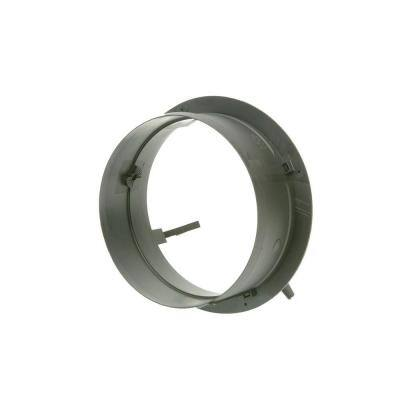 7 in. Take Off Start Collar without Damper for HVAC Duct Work Connections
