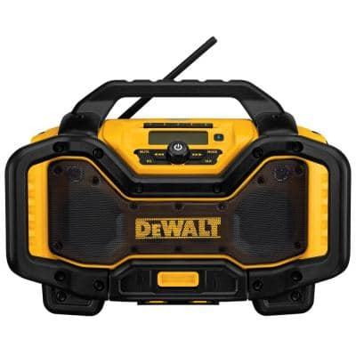 20-Volt MAX Bluetooth Radio with built-in Charger