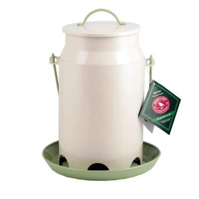 Milk Pail Hopper Hanging Bird Feeder - 5 lb. Capacity