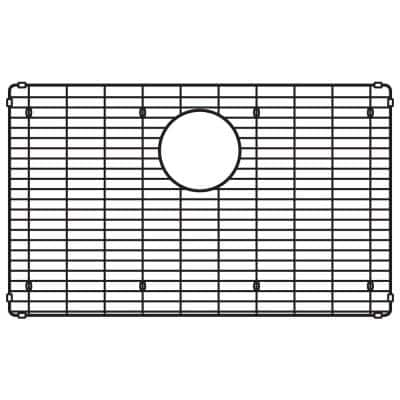QUATRUS R15 Stainless Steel Sink Grid