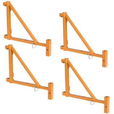 20 in. to 33 in. Adjustable Outrigger (4-Piece Set)