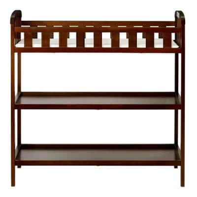 Emily Espresso Changing Table