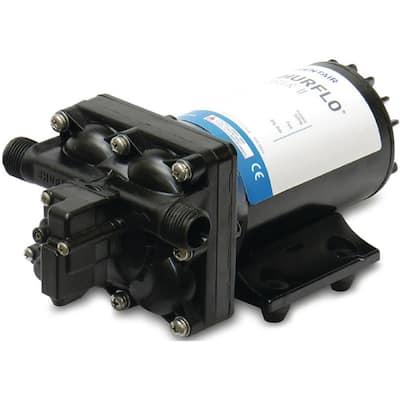9 in. x 5 in. x 4 1/8 in. Blaster II Black 45 PSI 3.5 GPM Washdown Pump