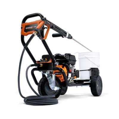 3300 PSI 3.0 GPM Cold Water Gas Pressure Washer