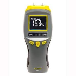 Pin Type Digital Moisture Meter for Water Damage and Mold Prevention