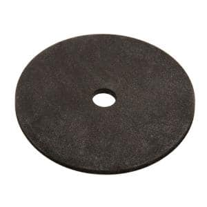 1/4 in. x 1-1/2 in. Black Neoprene Washer