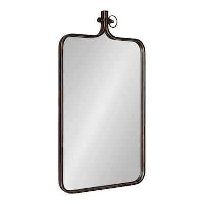 Bronze Mirrors Home Decor The Home Depot