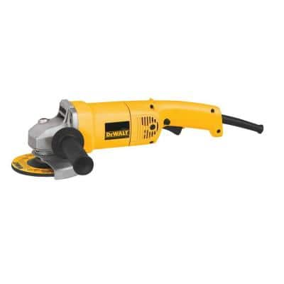 12 Amp 5 in. 10,000 RPM Medium Angle Grinder