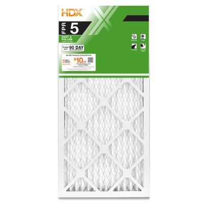 10 x 20 x 1 Standard Pleated Air Filter FPR 5