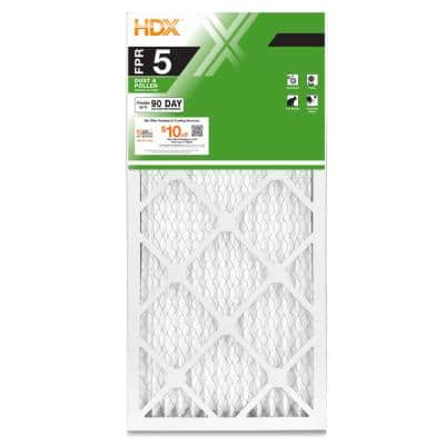 14 x 24 x 1 Standard Pleated Air Filter FPR 5