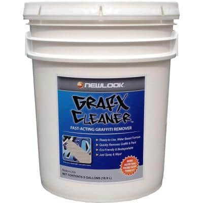 5 gal. Graffiti and Paint Remover