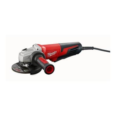 13 Amp 5 in. Small Angle Grinder with Paddle Switch