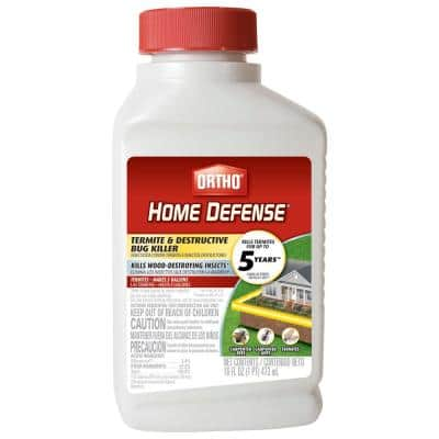 Home Defense 16 oz. Termite and Destructive Bug Killer Not Available in MA, NY or RI