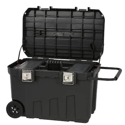 19 in. 24 Gal. Mobile Tool Box