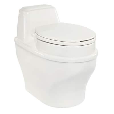 33 Non-Electric Waterless Toilet