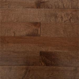 American Originals Carob Maple 3/4 in. T x 3-1/4 in. W x Varying L Solid Hardwood Flooring (22 sq. ft. /case)