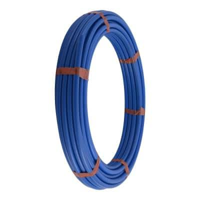 1/2 in. x 100 ft. Blue Coil PEX-A Pipe