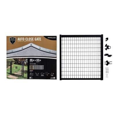 Yard Gard Select – Auto Close Gate Kit – 4ft. x 4ft. with Latch and Hinges – Does Not Include Posts or Fencing